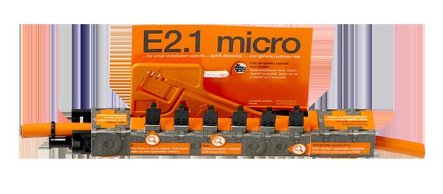 E2.1 micro Banderole