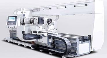 CNC-Drehmaschine-