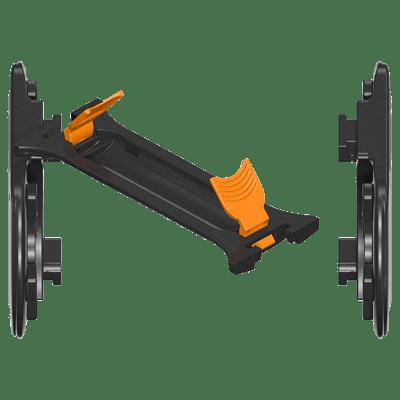 Werkzeugloses Öffnen und Schließen