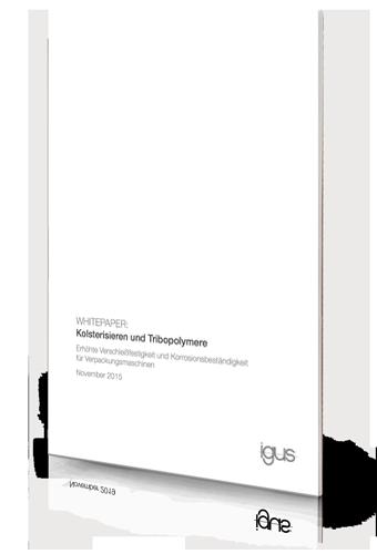 Whitepaper: Kolsterisieren und Tribopolymere