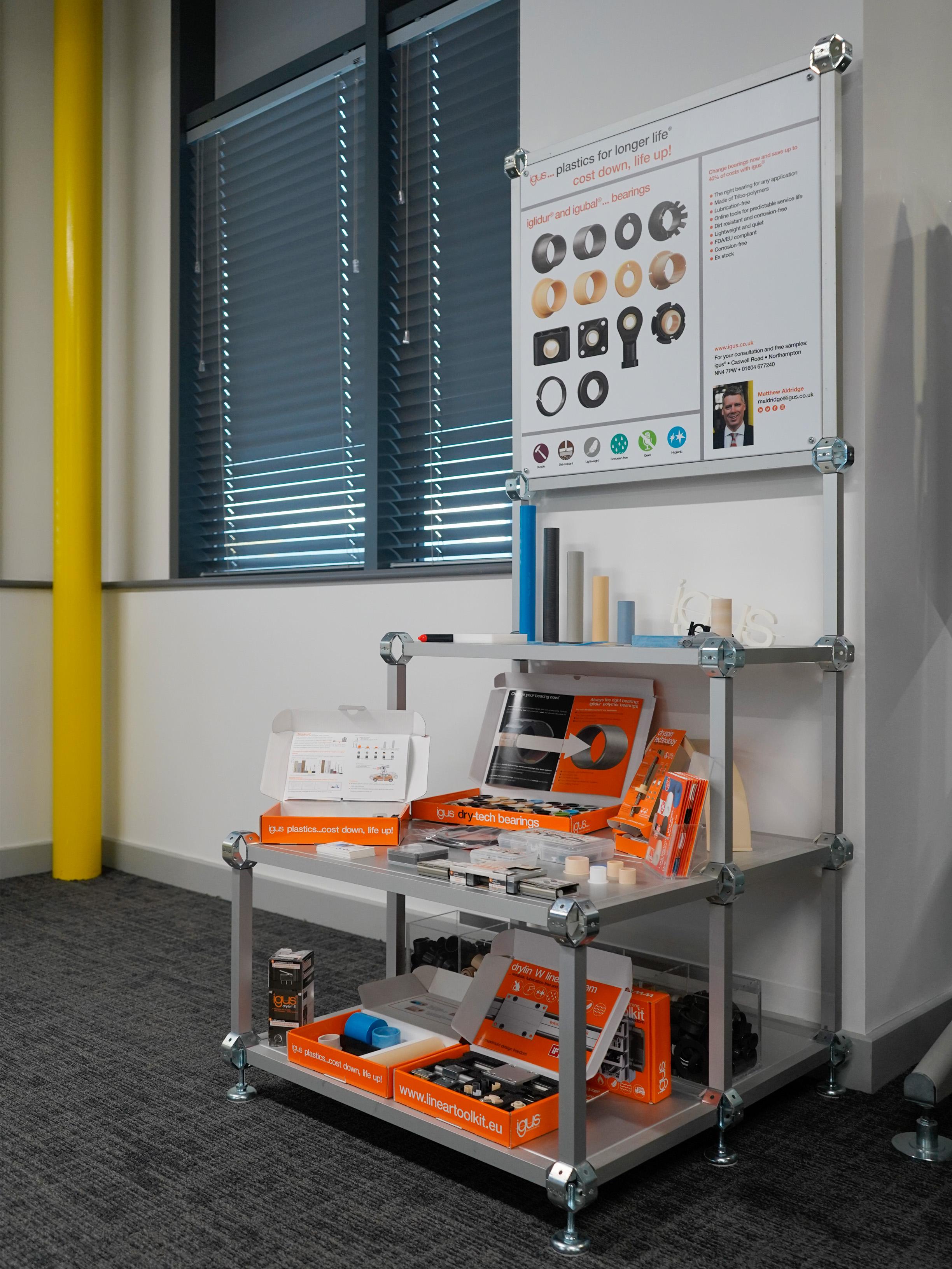 igus innovation display